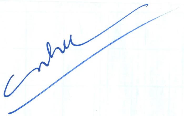 Cách ký tên dựa theo bản mệnh phong thủy giúp tài lộc hanh thông
