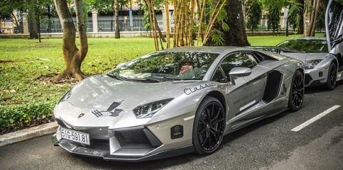 Cận cảnh chiếc siêu xe Lamborghini 'độc nhất vô nhị' được cho là đã bán của ông Đặng Lê Nguyên Vũ