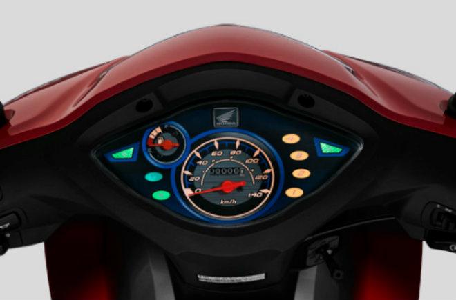 Chi tiết thông số, 6 màu, giá bán xe số  Honda Wave Alpha