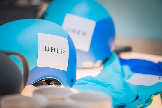 Cuối cùng Uber cũng đã nộp toàn bộ tiền thuế 66,68 tỉ đồng - Ảnh 1.