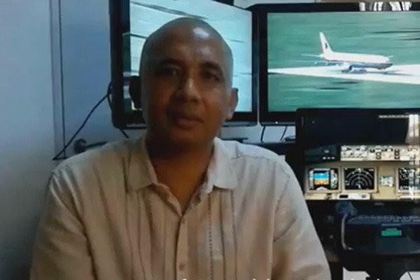 Cơ trưởng Zaharie Shah từng bị nghi là cố ý tự sát trên máy bay MH370 chở 239 người.