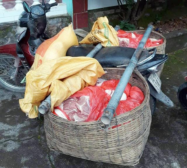 Sát ổ dịch Trung Quốc, thịt lợn