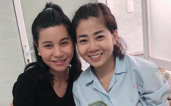 Sau thời gian ngắn điều trị ung thư phổi, diễn viên Mai Phương chuẩn bị xuất viện