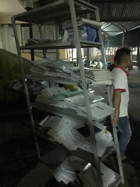 Thống kê thiệt hại, xác định nguyên nhân vụ cháy kinh hoàng gần Bệnh viện Nhi Trung ương