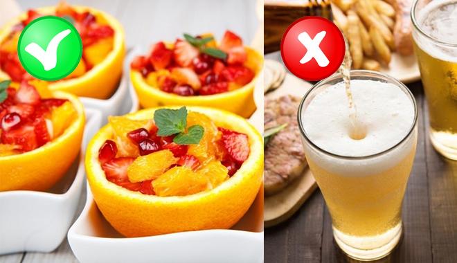 Viêm họng và những thực phẩm nên dùng và nên tránh để bạn mau khỏe hơn