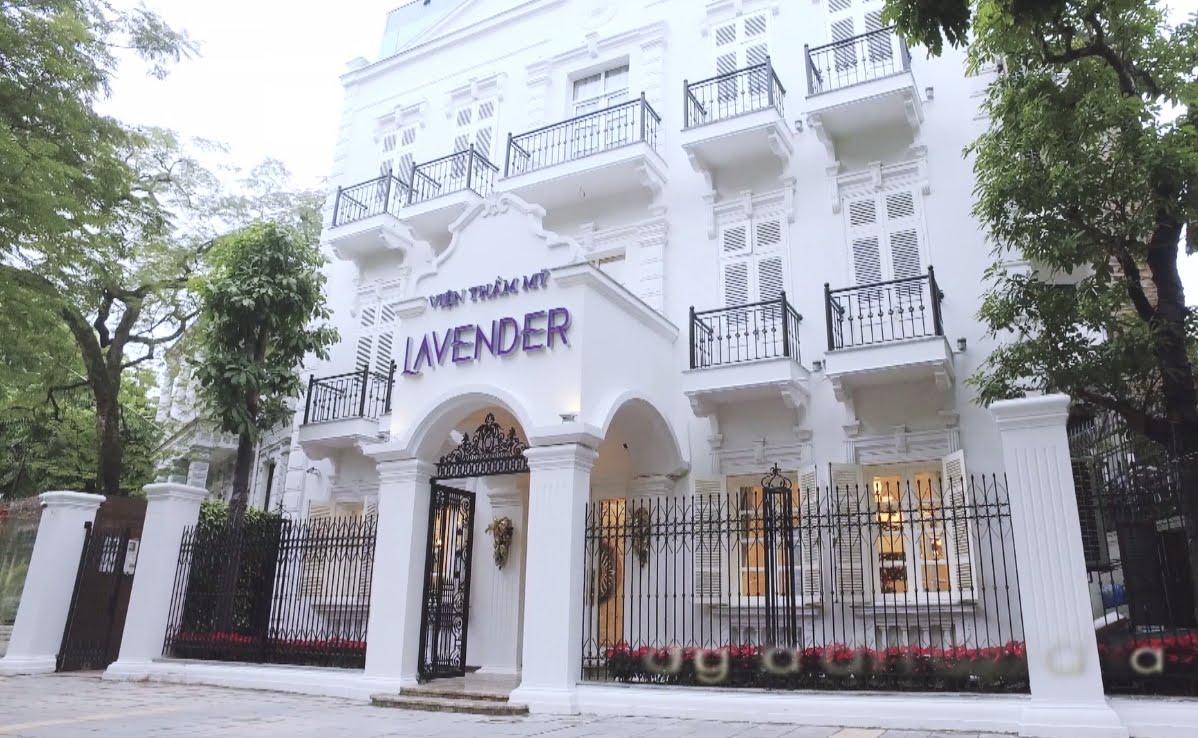 Viện thẩm mỹ Lavender truyền trắng không phép?