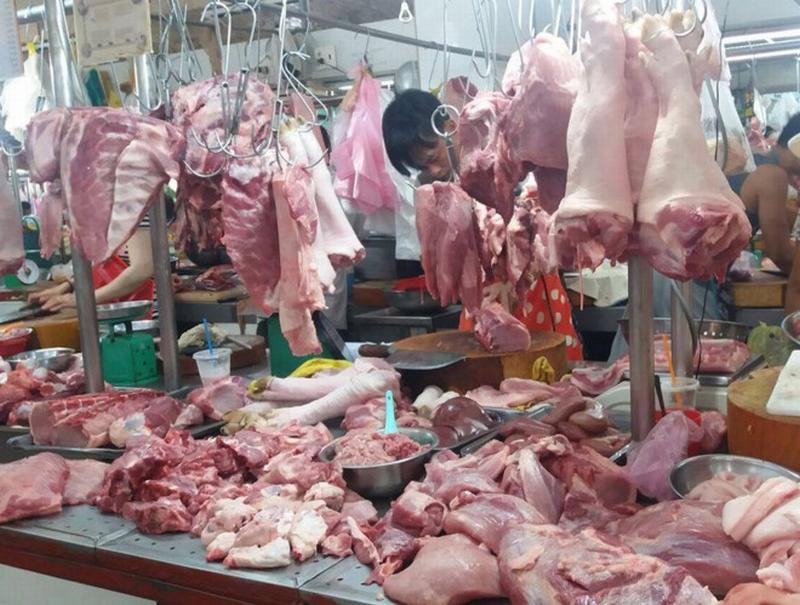 Bộ NN&PTNT: Yêu cầu giảm giá thịt lợn về mức 45.000 đ/kg ngay trong tháng 10