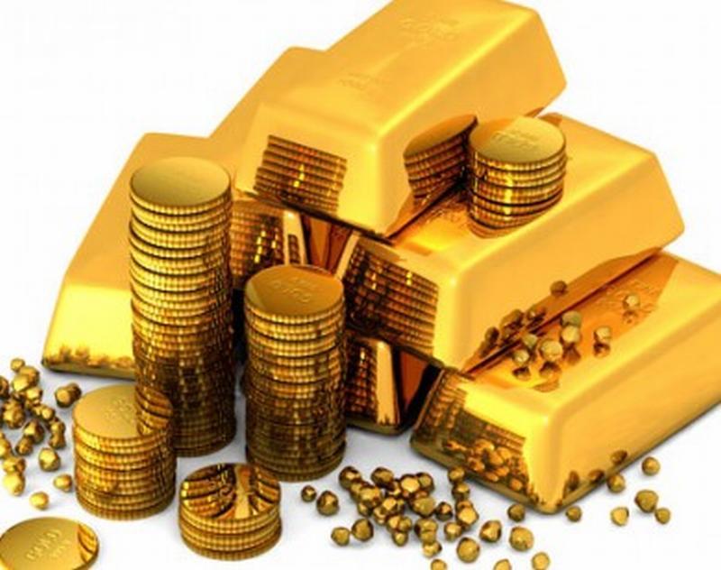 Giá vàng hôm nay 12/10: USD tụt giảm, vàng tăng vọt