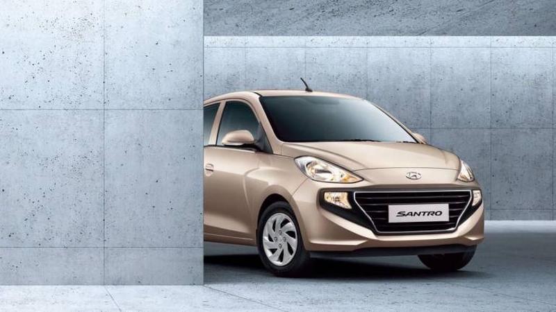 Hyundai Santro đẹp 'long lanh' chỉ hơn 100 triệu lộ điểm yếu