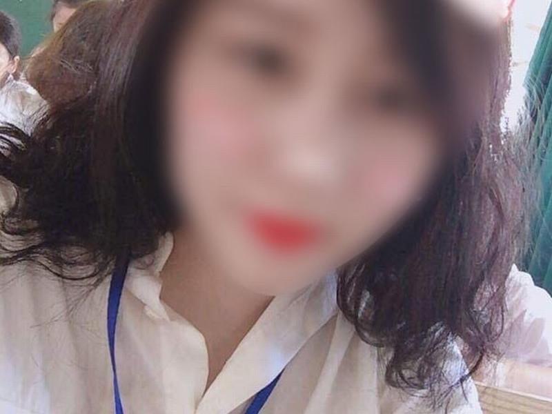 Hình ảnh của nữ sinh V.A - Facebook NV