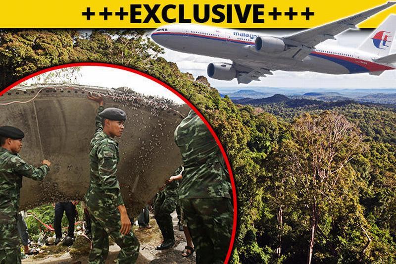 Nóng: Không phải rừng Campuchia, đây mới thực sự là nơi MH370 rơi