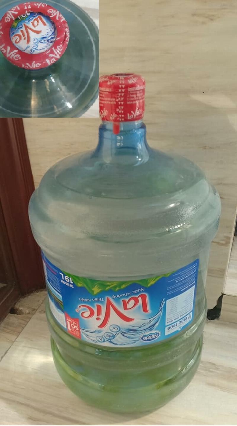 Phản ánh chất lượng nước, khách hàng bị Lavie gửi hồ sơ sang Công an?