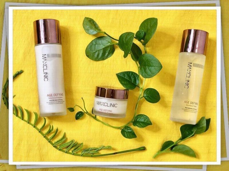 Thu hồi 4 sản phẩm của Công ty mỹ phẩm Maxclinic Việt Nam không đảm bảo chất lượng