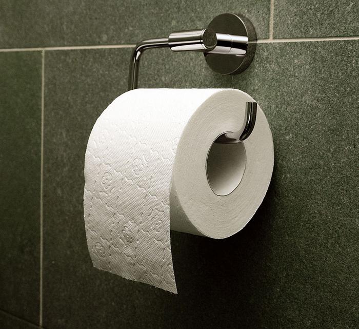 Bàn luận lí do bạn không nên đặt giấy vệ sinh lên ghế ngồi bồn cầu
