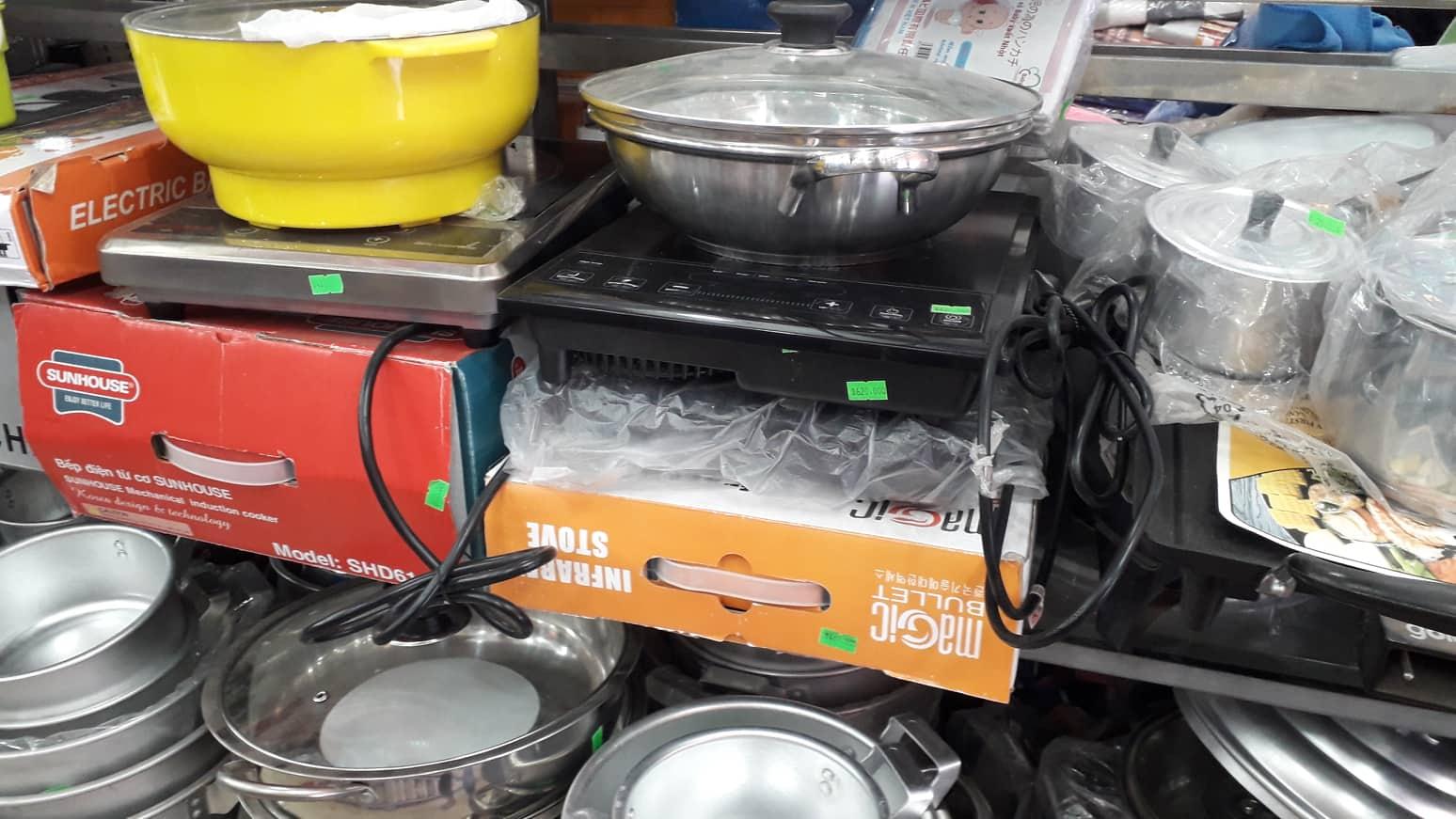 Cẩn thận 'rước họa vào thân' vì dùng bếp sưởi điện sai cách