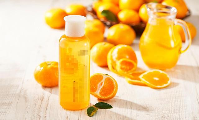 Toner nước ép cam nên được sử dụng mỗi ngày